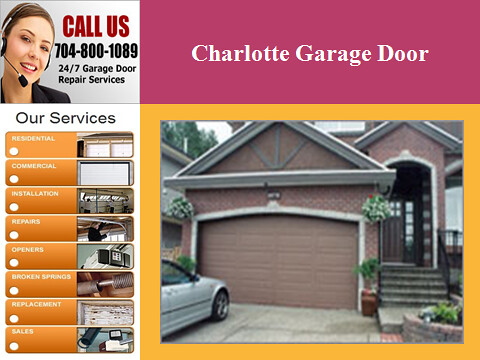 Charlotte garage door flickr for Garage doors charlotte nc