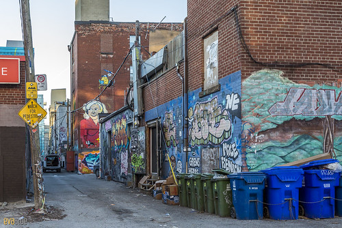 graffiti alley 1 | by Eva Blue