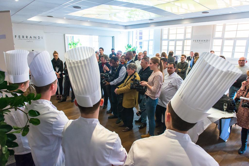 Concours national de cuisine jeunes talents ma tres - Ecole de cuisine ferrandi paris restaurant ...