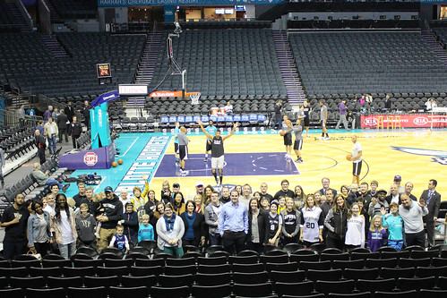 CLT_HornetsSpurs3 | by WFU Alumni, Parents & Friends