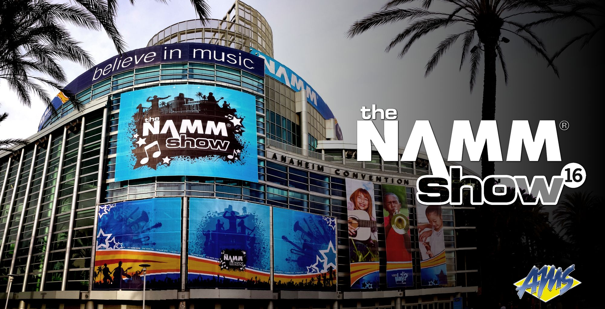 Winter NAMM 2016