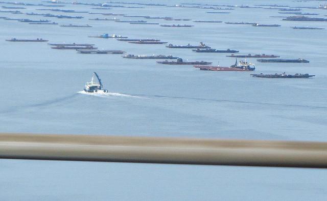 Última foto del mar de Vigo
