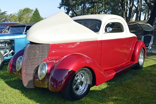 1937 ford 3 window coupe howard mcginnis royal oaks 1st for 1937 ford 3 window