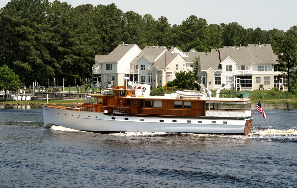 S S Sophie 2015 Built In 1947 By Mathis Yacht Building Flickr