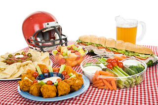 Super Bowl party food | by USDAgov