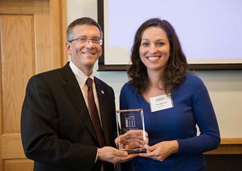 2014 College of Engineering Staff Awards