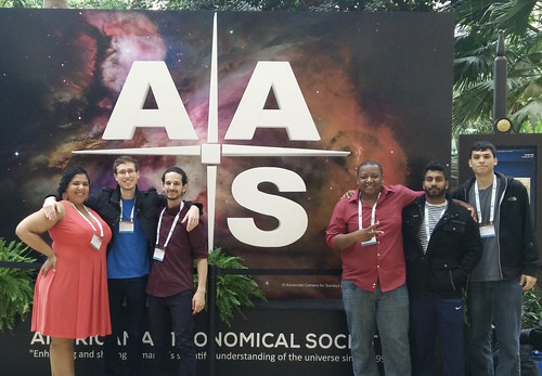 CUNY Students at AAS227 | by kellec