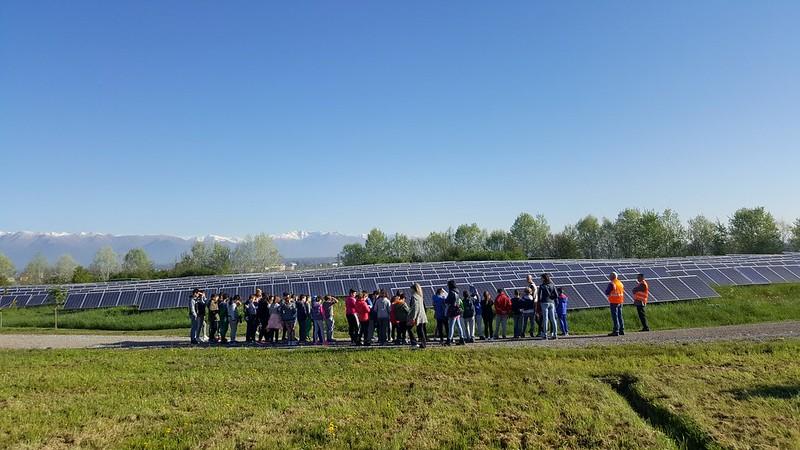 Visite impianto biogas Pianezza | 14-15 Aprile 2016