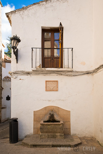 Small Fountain - Ronda, Spain | by www.caseyhphoto.com