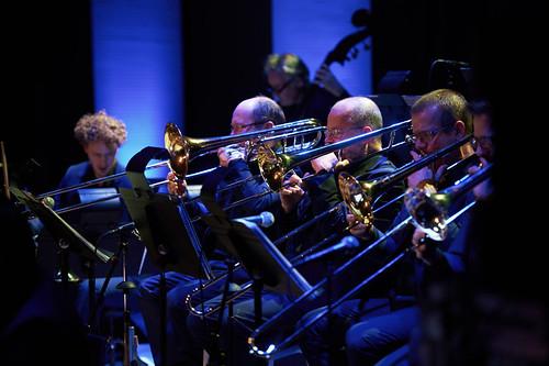 Brussels Jazz Orchestra & tutu Puoane 18/02/2016