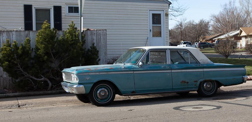 1963 Ford Fairlane 4 Door >> 1963 Ford Fairlane 500 4 Door Sedan Coconv Flickr