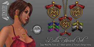 OXIDE Bella Heart Set
