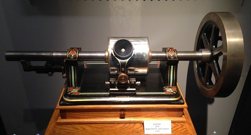 Edison experimental phonographe 1878 | by Phono Museum Paris