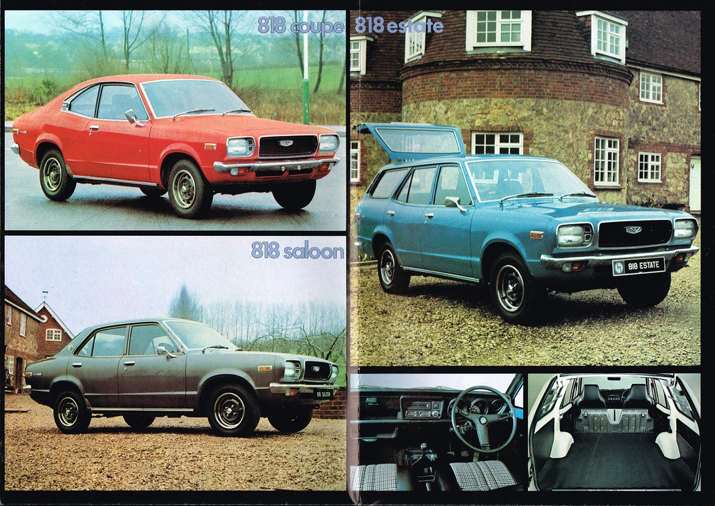 Mazda brochure 1974 6 818 | Al Walter | Flickr