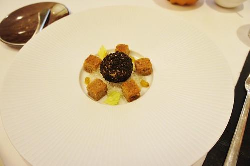 Foie Gras Terrine & Black Truffle Praline