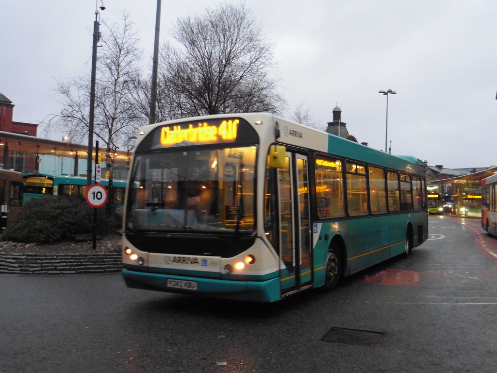 ... Arriva 2456 - Y242 KBU | by North West Transport Photos