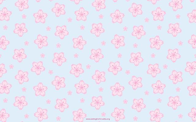 Sakura Blossoms desktop & mobile wallpaper