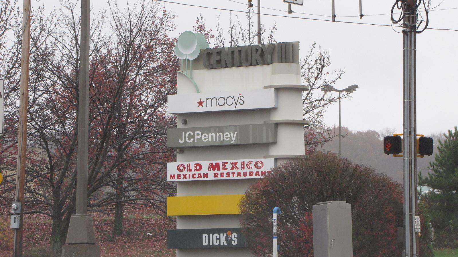 Century Iii Mall West Mifflin Pittsburgh Pa Flickr
