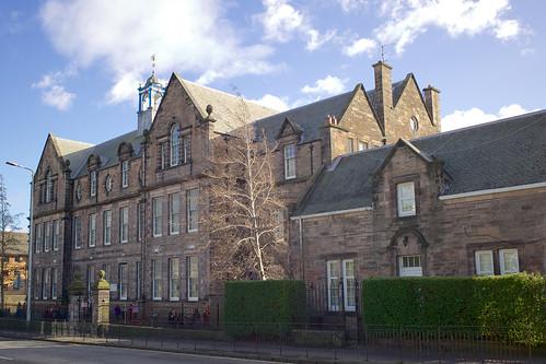 Flora Stevenson Primary School Edinburgh By Robert