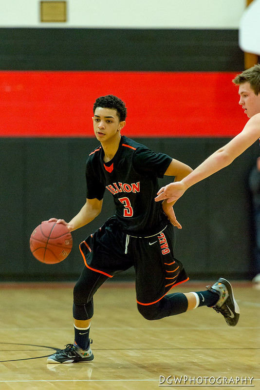 Shelton vs Cheshire - High School Basketball