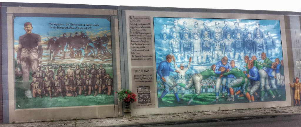 ... Flood Wall Murals  Portsmouth OH (16)   By Kevystew
