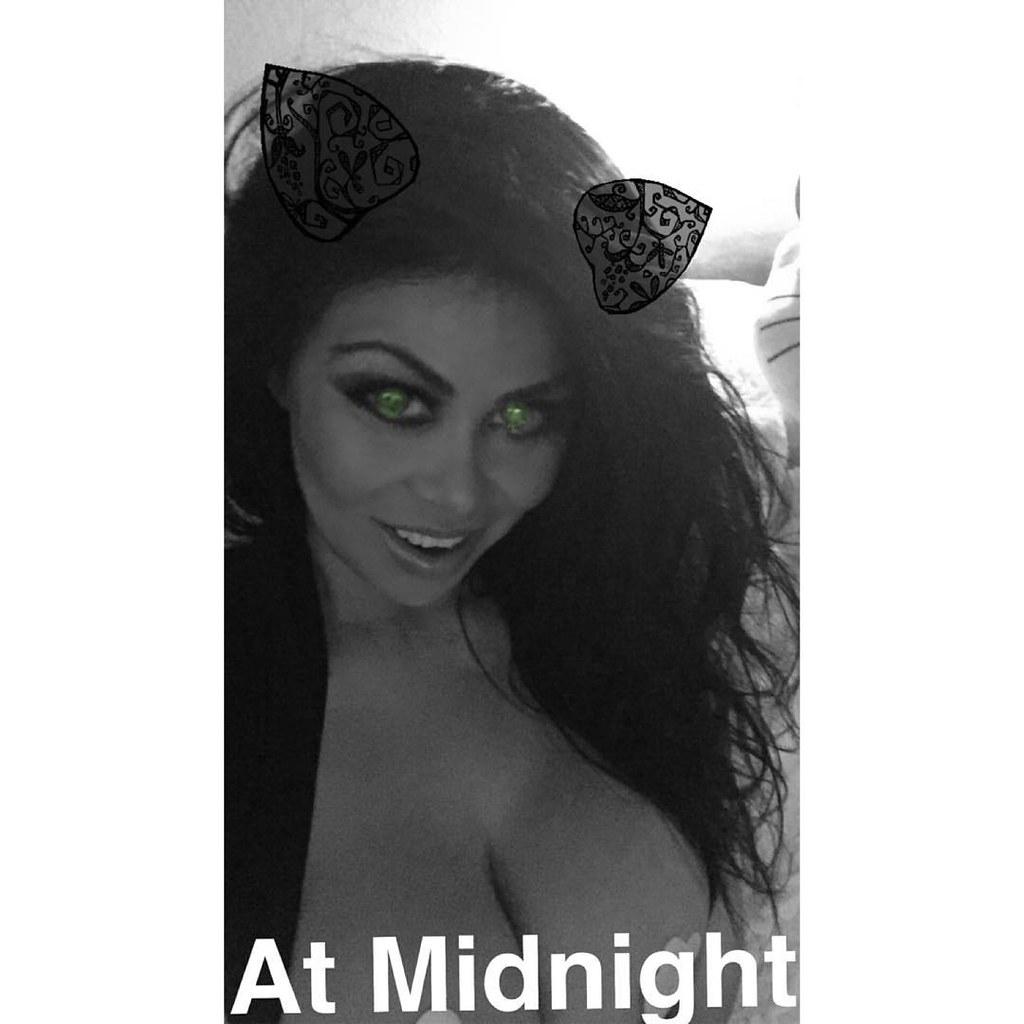 Snapchat after dark