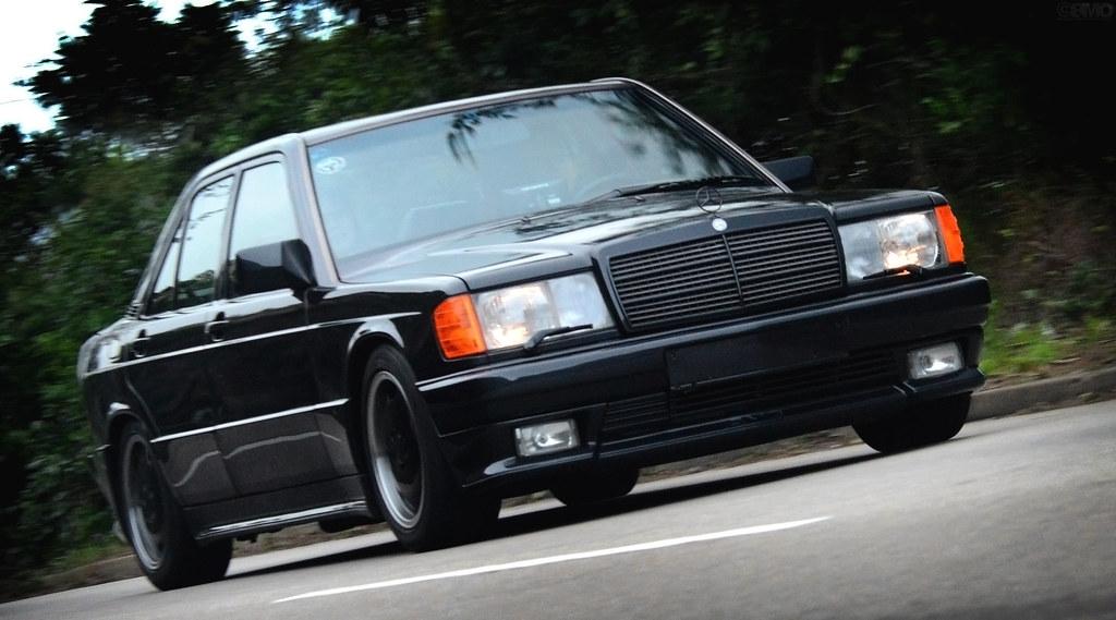 Mercedes Benz 190e 3 2 Amg W201 Baby Hammer Shek O Roa Flickr