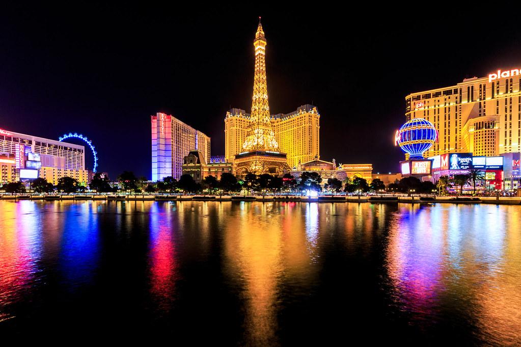 ... Las Vegas Lights | By Srini Sundarrajan