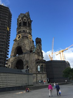 Kaiser Wilhelm Memorial Church | by Rachel Cotterill
