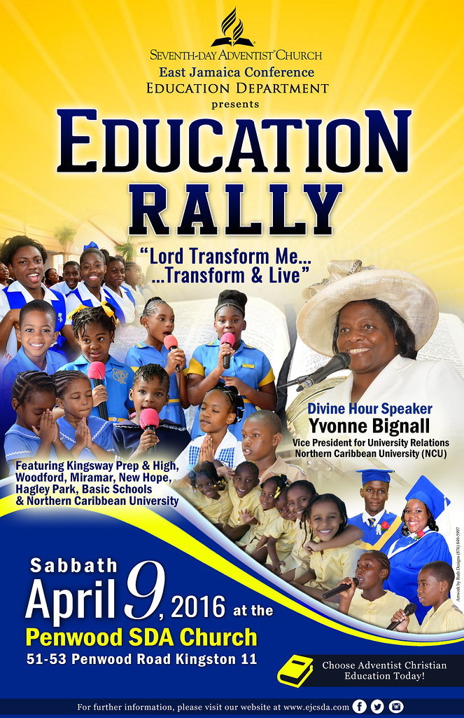 education rally 2016 flyer ruth ann brown flickr