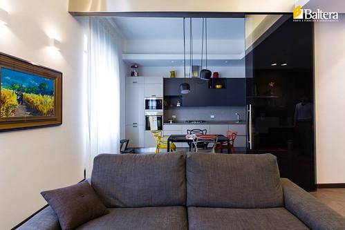 Porta vetro scorrevole aperta baltera porte e finestre flickr - Baltera srl unipersonale porte e finestre ...