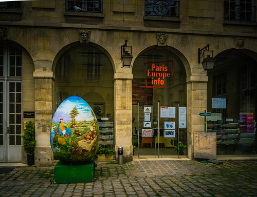 Easter in Paris | by Tigra K