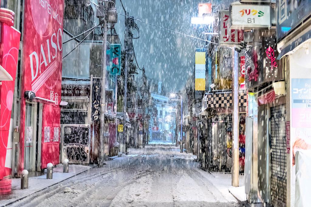 Japan Winter Fashion