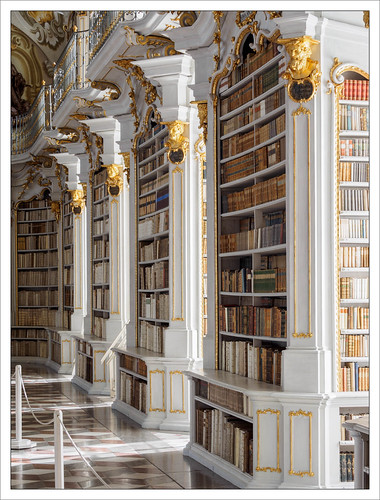 The Library (III) | by amanessinger