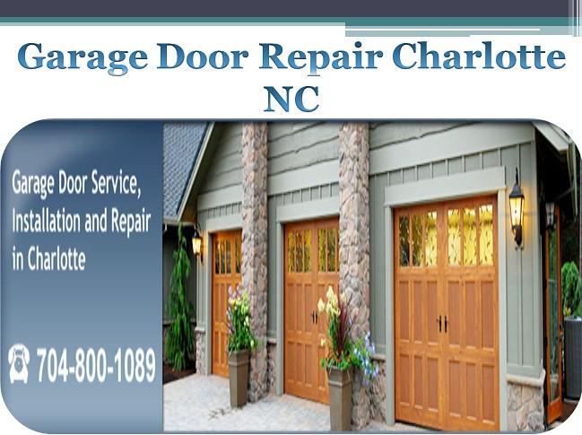 Charlotte Garage Door Repair Call Us At 704 800 1089 And W Flickr