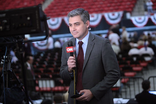 Jim Acosta | by Gage Skidmore