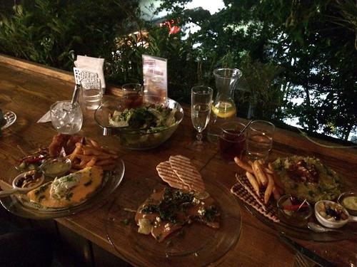 仿佛置身地中海~在Toasteria Café享受道地的地中海輕食料理 (3)