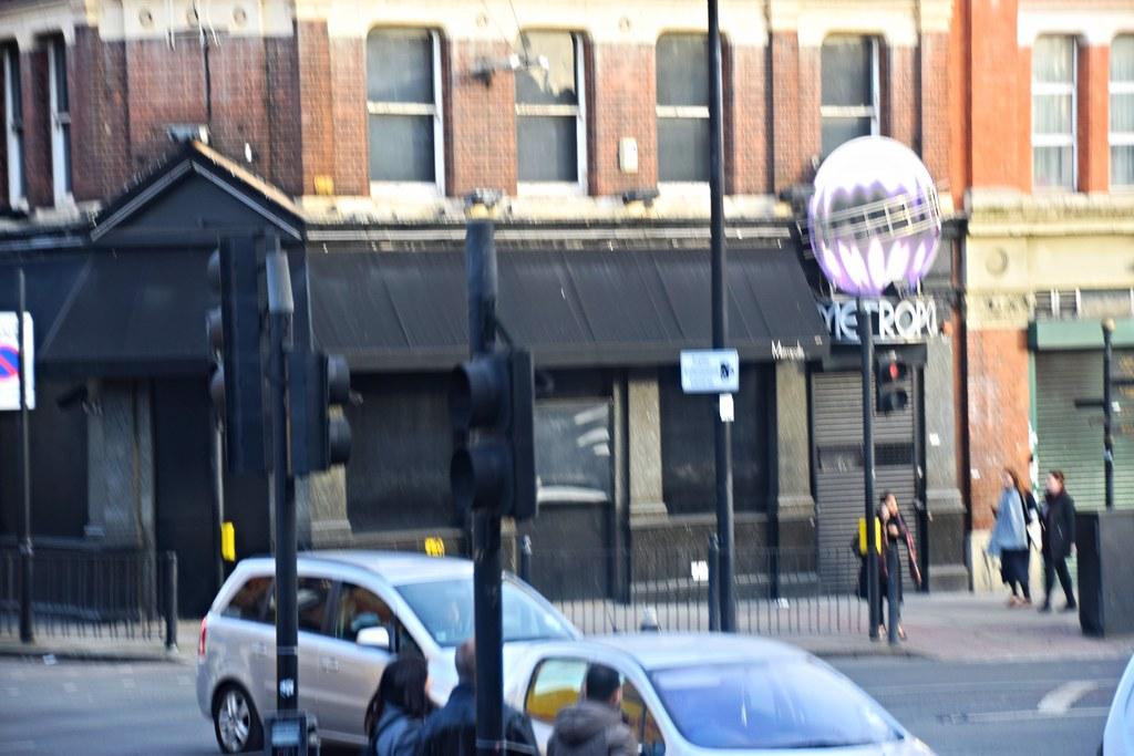 london Metropolis strip club