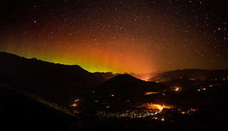 Aurora Over The Valley | by Trey Ratcliff