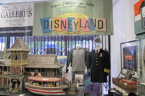 Disneyland auction at Van Eaton Galleries | by The Tiki Chick