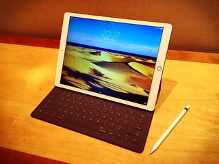 iPad Pro - My new main computing device 😎 #mobilefirst