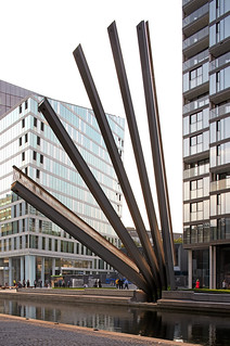 Knight Architects  - Merchant Square Footbridge - Photo 05(Photography by Edmund Sumner) | by 準建築人手札網站 Forgemind ArchiMedia