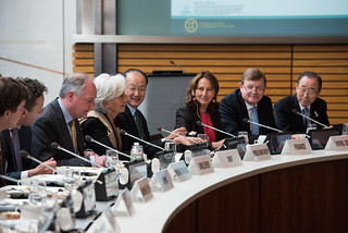 SM16 Carbon Pricing Leadership Coalition Meeting | by International Monetary Fund