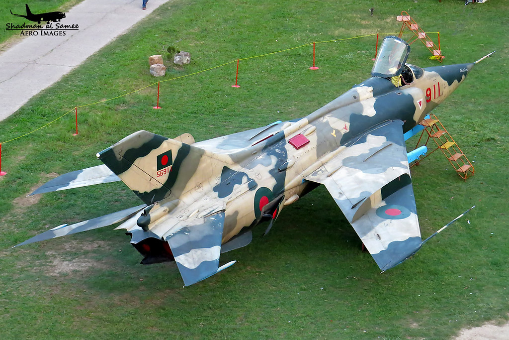 56911 Bangladesh Air Force A 5C Fantan