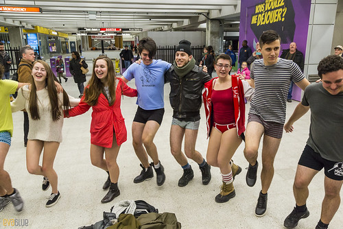 no pants subway ride montreal 2016 - 94 | by Eva Blue