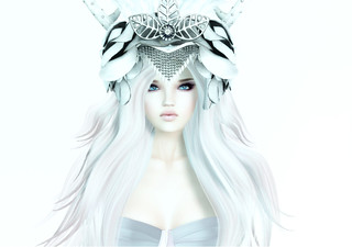 Pure Poison Headress | by ♪JellyBeans*~