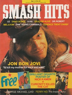Smash Hits, April 8, 1987
