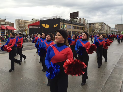 2015 Thanksgiving Day Parade | by MidAmericanPompon