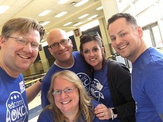 EdCampOKC 2016 | by Wesley Fryer