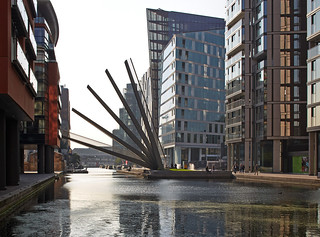 Knight Architects  - Merchant Square Footbridge - Photo 02(Photography by Edmund Sumner) | by 準建築人手札網站 Forgemind ArchiMedia